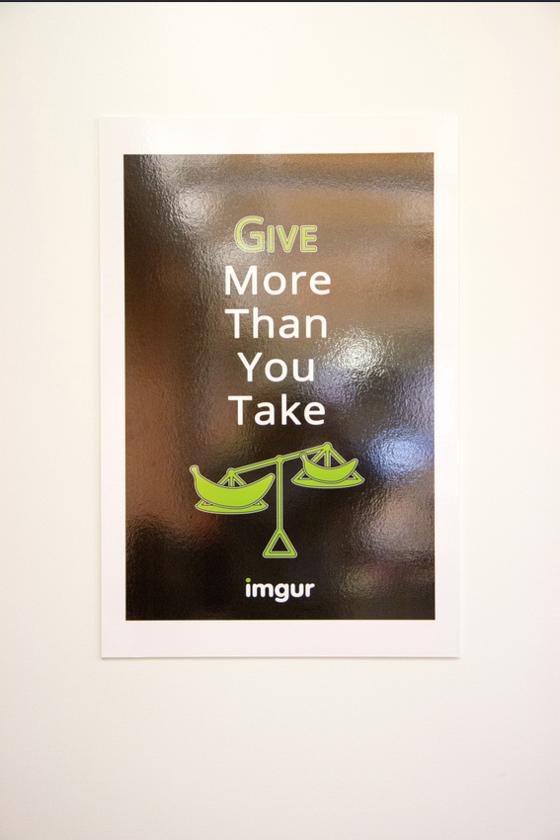 """Az Imgur vállalati filozófiája: """"Mindig tanulunk"""