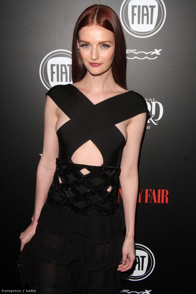 Lydia Hearst szintén színésznő és modell egyben