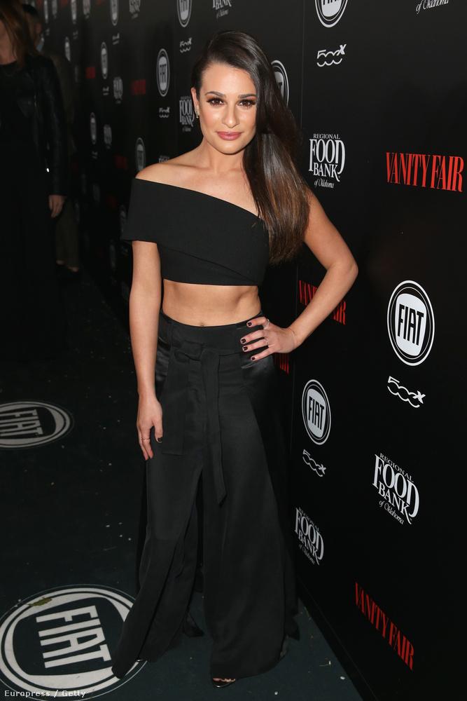 Lea Michele-t leginkább a Glee-ből ismerheti
