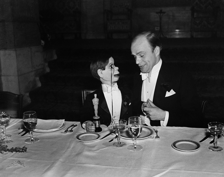 Edgar Bergen és a kis barátja, Charlie McCarthy