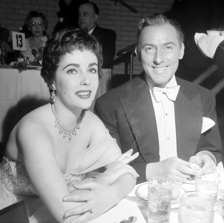 Egy Oscar utáni buli Elizabeth Taylorral és Michael Wildinggel