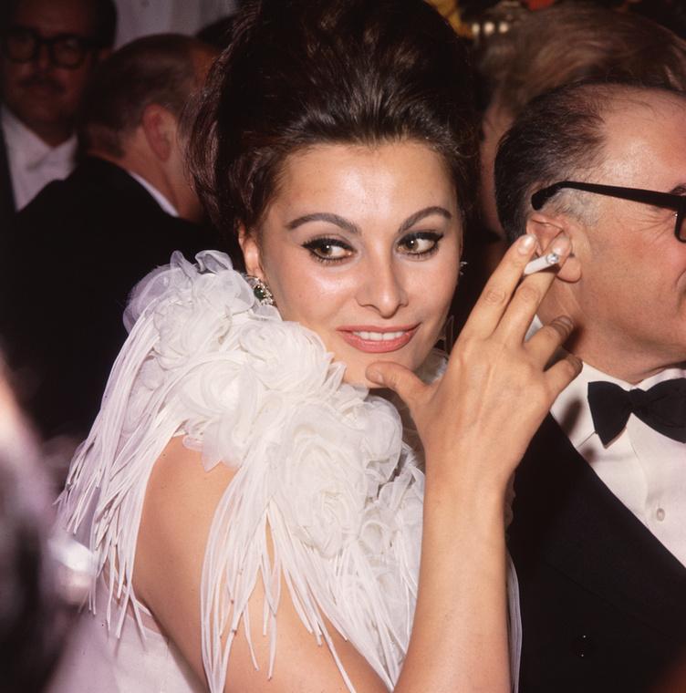 Sophia Loren és a stílus