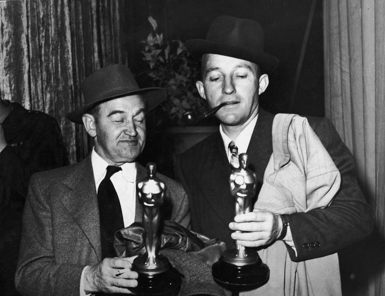 Barry Fitzgerald és Bing Crosby
