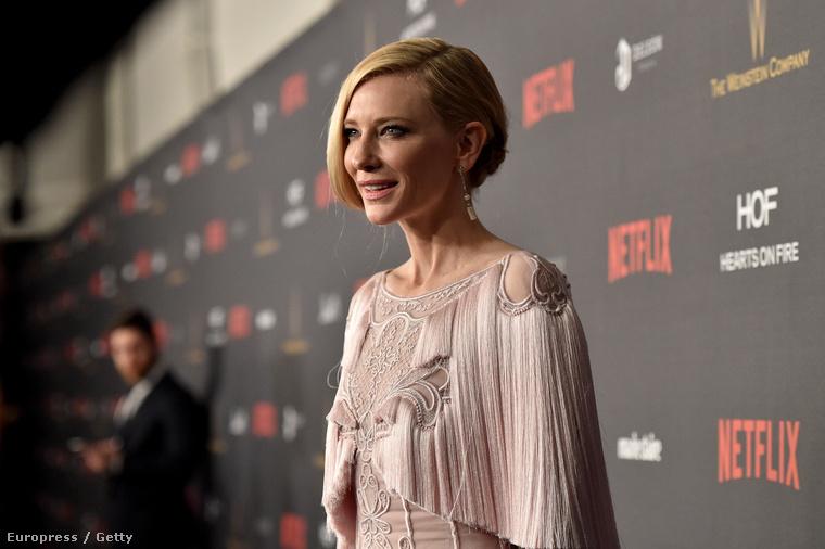 A szezon egyik nagy nyertese Cate Blanchett, sajnos kevéssé díjak szempontjából,
