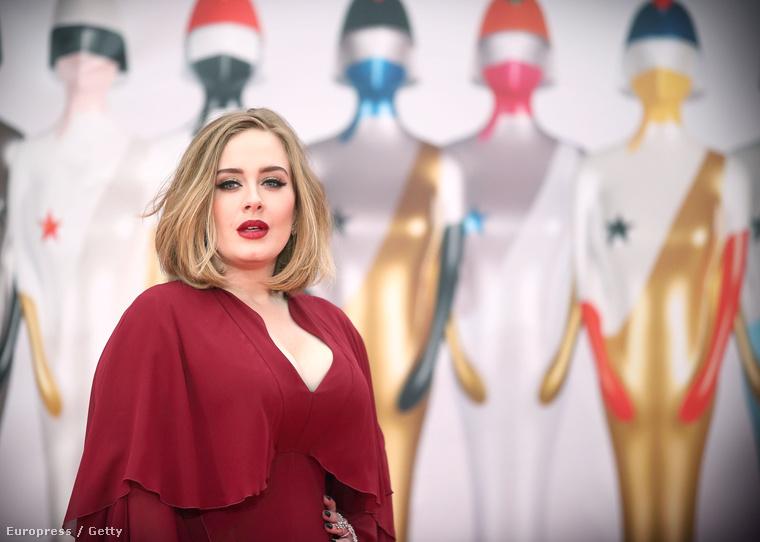 Adele a Grammyn