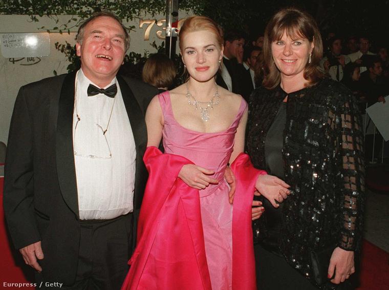 Kate Winslet - itt még csak húsz éves volt