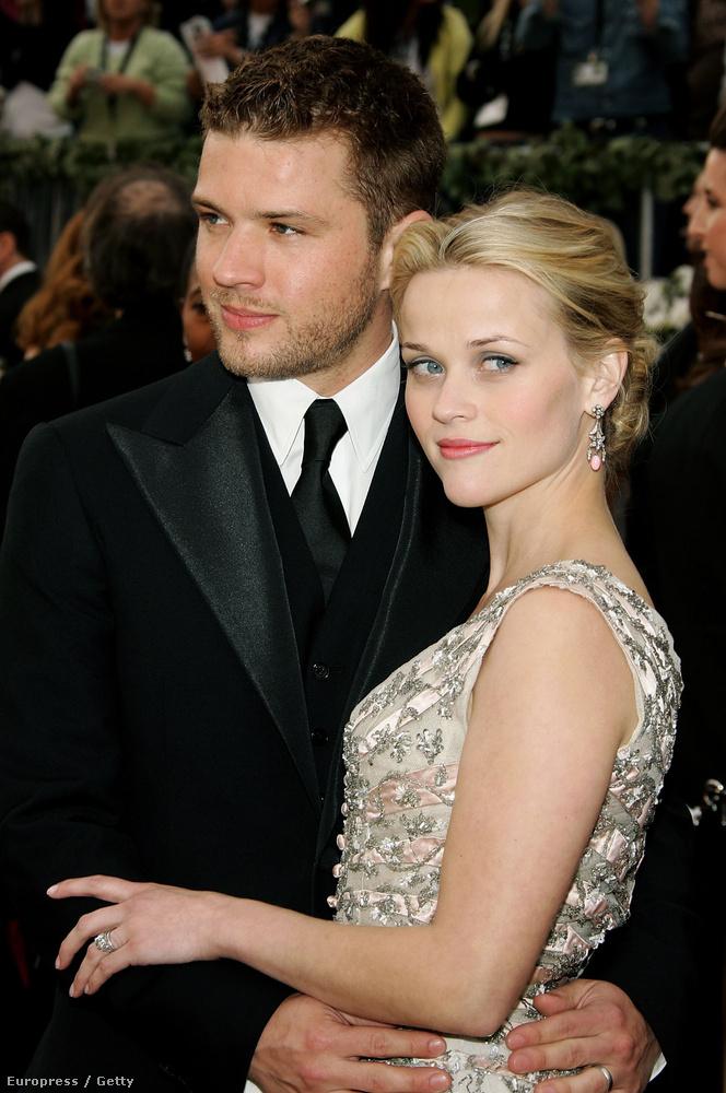 Ryan Philippe és Reese Witherspoon akkor még együtt voltak, egy évvel később váltak el