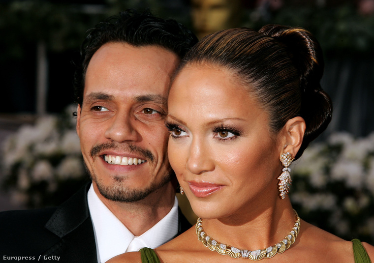 Jennifer Lopez és Marc Anthony akár filmplakát is lehetnének