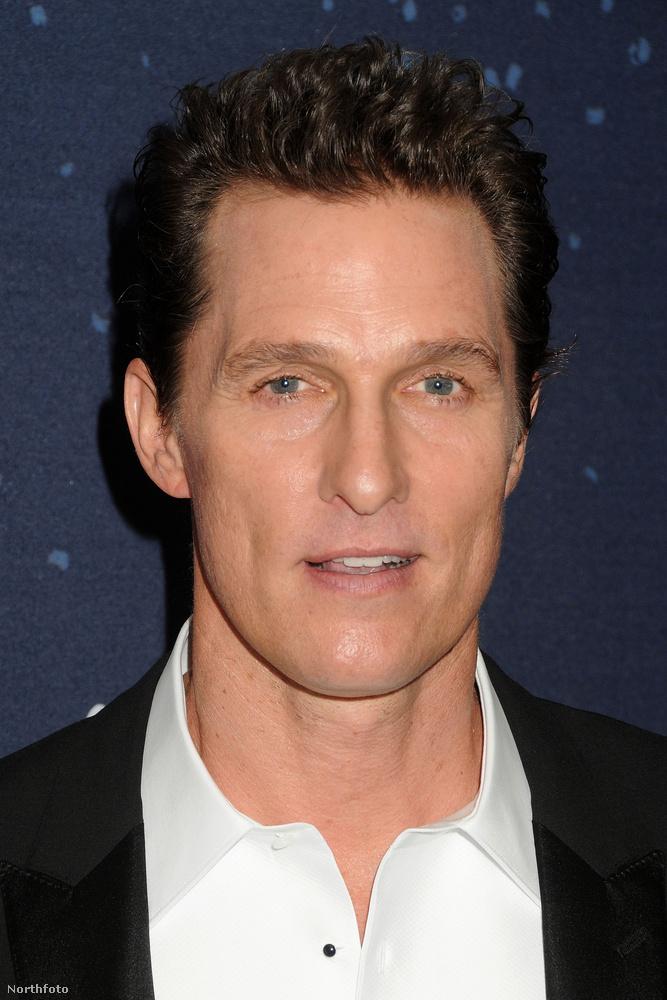 Egy kérdésünk lenne!                         Most akkor Matthew McConaughey mit csinált az arcával?Itt szavazhat, akad egy pár opciónk