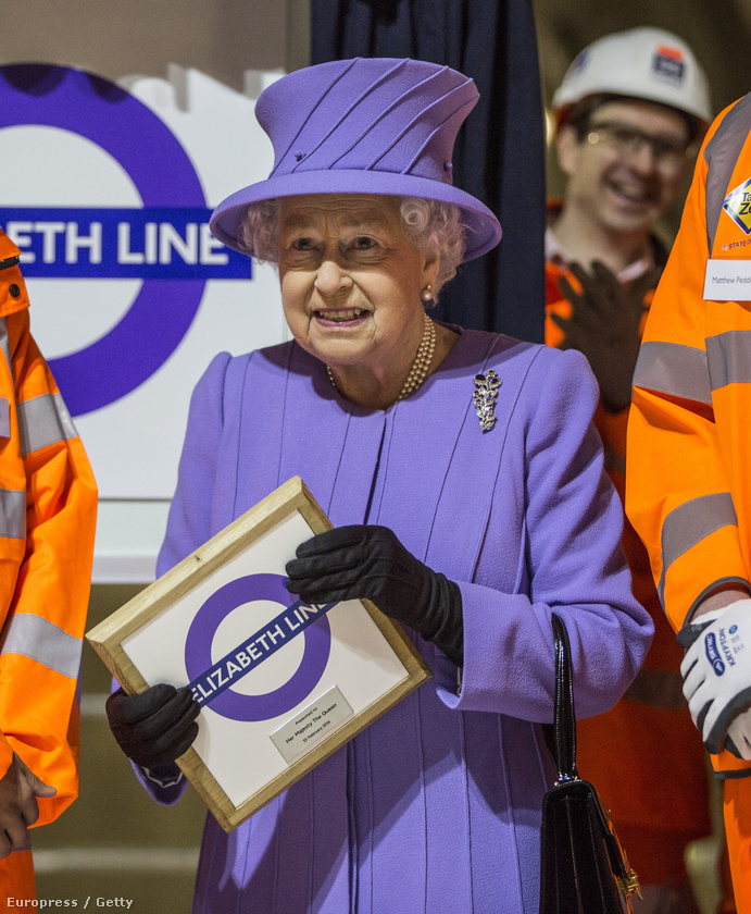 Az is elég menő, ha valakinek egy londoni metróvonal viseli a nevét