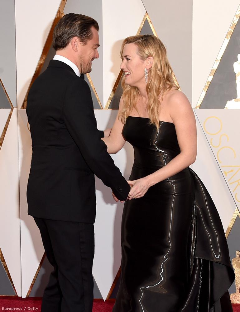 Igen, Leonardo DiCaprio végre megkapta élete első Oscar-díját