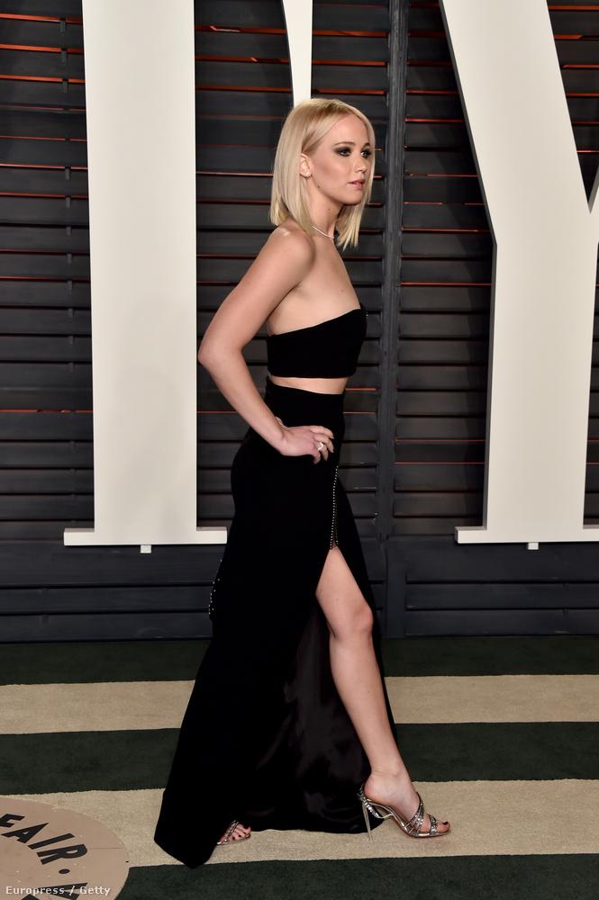 Lawrence most nem kapott Oscart, a kategóriájában Brie Larson nyert.
