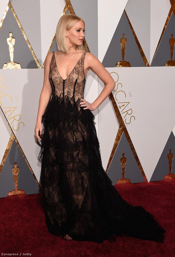 Jennifer Lawrence ugyan elment a 88