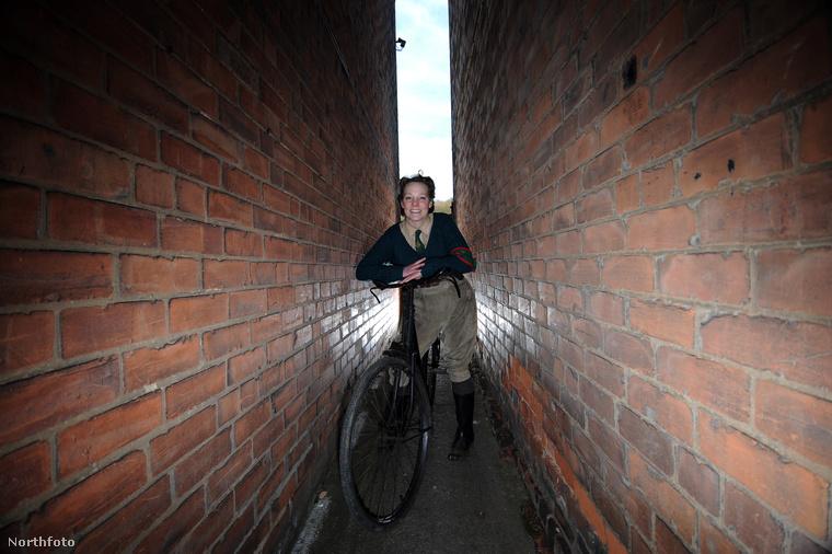 A 41 éves brit nő körülbelül 10 éve költözött Lincolnshire északi részére