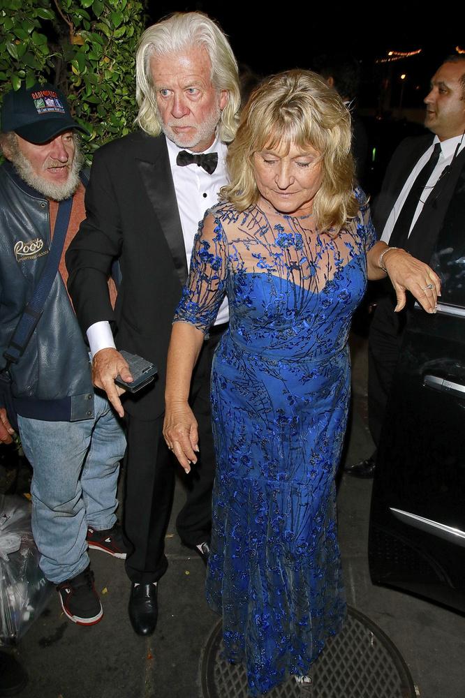 Külön-külön, de mindketten elkísérték DiCapriót az Oscarra