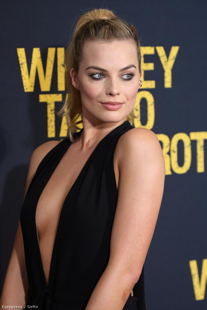 Mondjuk Margot Robbie-t soha az életben nem fogják meglincselni testének mutogatásáért