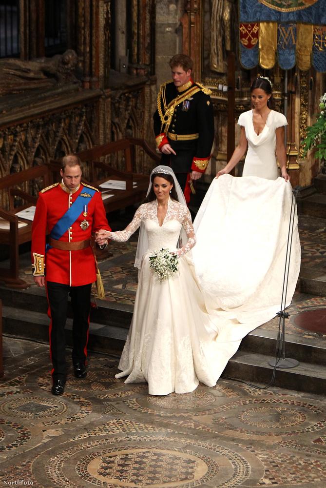 Pippa Middleton egyenesen akkor lett celeb, amikor nagyon szexisen koszorúslánykodott nővére mellett a 2011