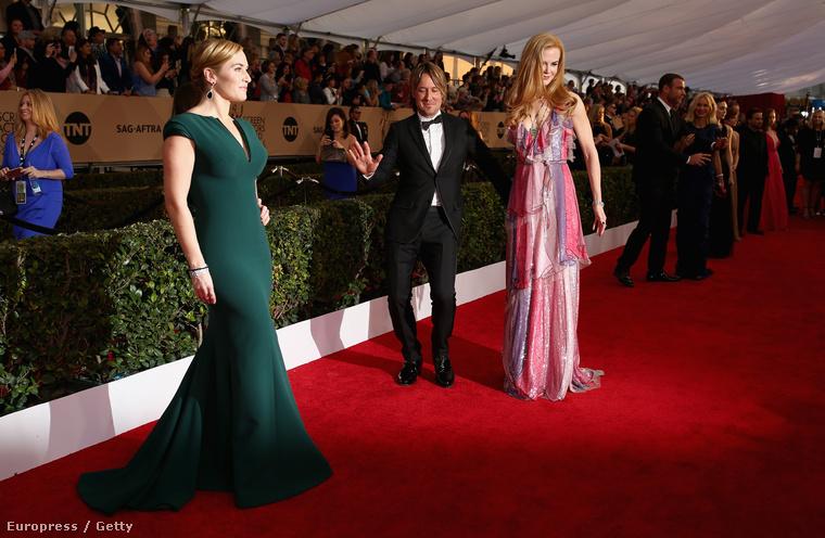 De Kate Winsletnél jobb fotót senki sem hozott össze, eköré gyakorlatilag cikket írtunk.