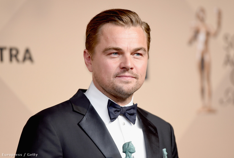 Természetesen Leonardo DiCaprio