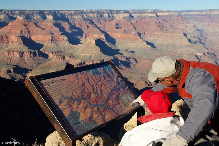 A Grand Canyon természetesen kihagyhatatlan.