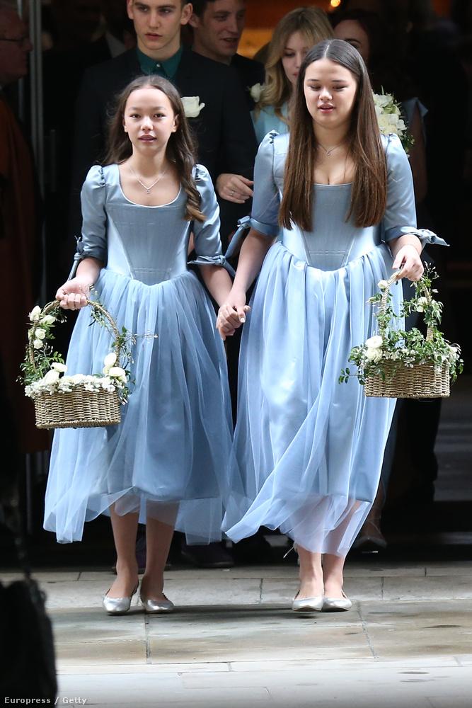 Chloe és Grace Helen Murdoch