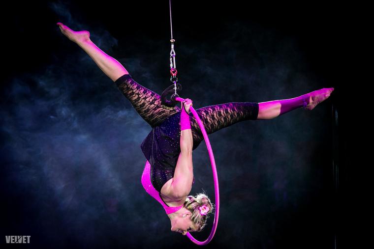 Szóval ilyen volt a hétvége a cirkuszban