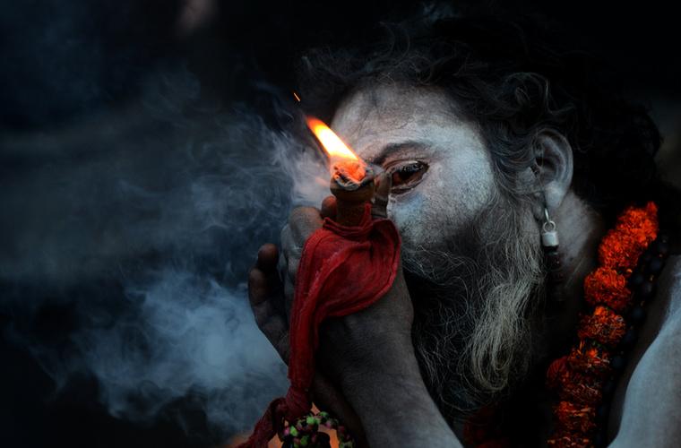 Az egyik legszentebb hindu ünnep, a Maha Sivaratri idén március 7-re esett
