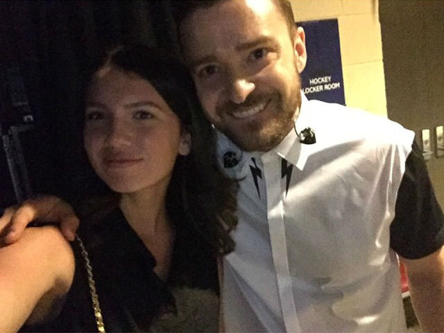 Justin Timberlake-kel
