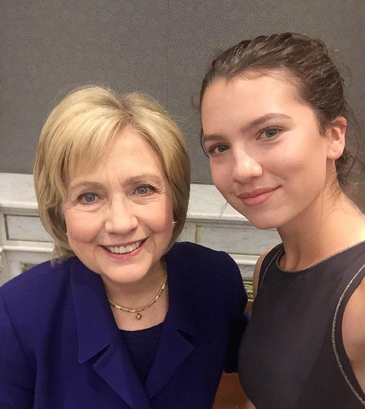 Hillary Clintonnal