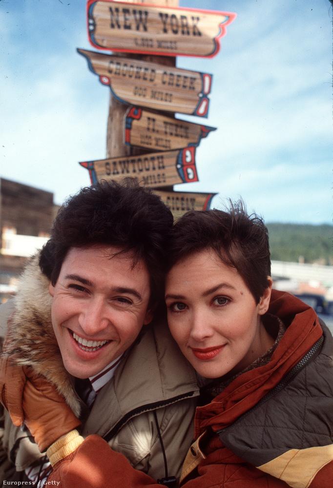 A show egyik legfontosabb kérdése az volt: összejön-e Fleischman Maggie-vel, akivel folyton húzták egymást.