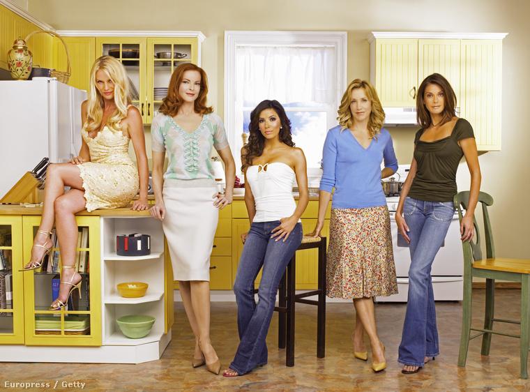 Szomorú, de igaz: a Született feleségek főszereplői közül egyedül ő nem kapott soha Emmy-díjat a sorozatban nyújtott alakításáért.