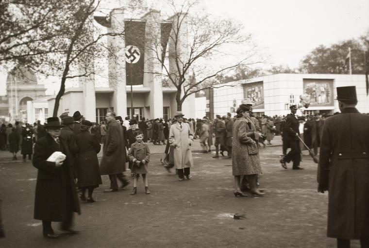 Aztán '41-ben hirtelen...