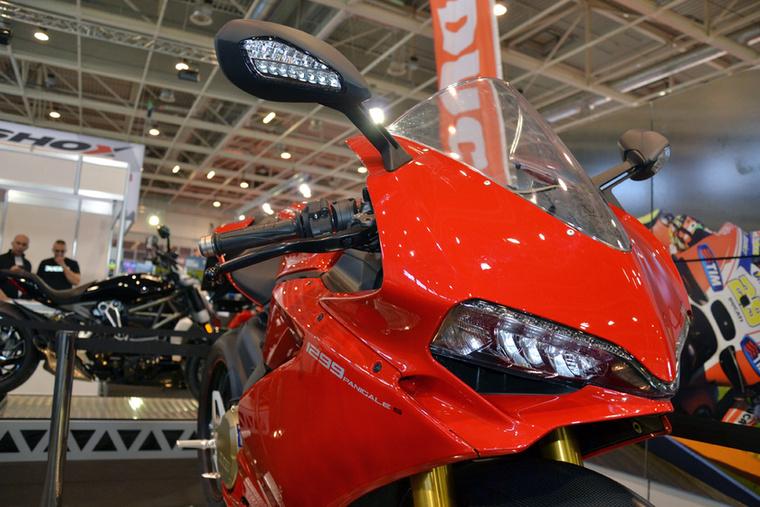 Nem tudom, hogy van-e kívánatosabb motor, mint a Ducati 1299 Panigale