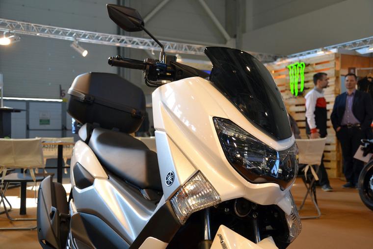 A Yamaha N-Max az egyik legjobb ma kapható 125-ös robogó