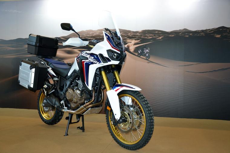Idén a Honda legnagyobb dobása a CRF1000L Africa Twin