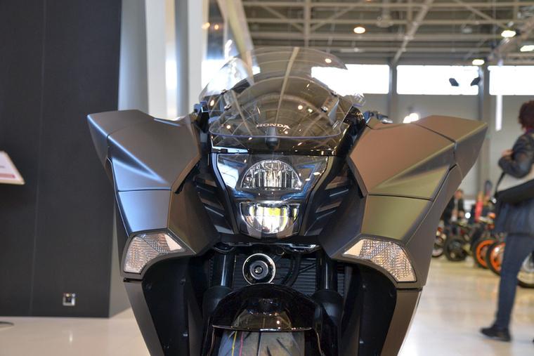 A Honda NM4 Vultus igazi ritkaság
