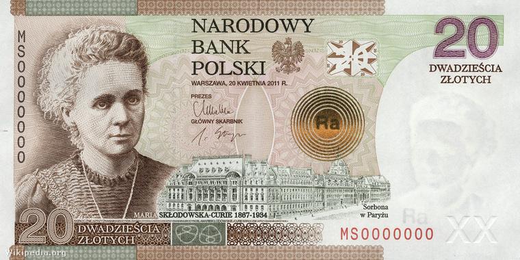 Ha azt hitte, kelet-európai pénz nem is lesz az összeállításban, tévedett! Megtaláltuk a húszzlotyisnak egy olyan kiadását, ami pontosan ideillik