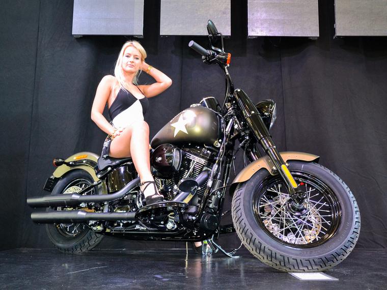 A Harley-Davidson tradicionálisan máshogyan áll a fejlesztéshez, mint az európai vagy japán gyártók