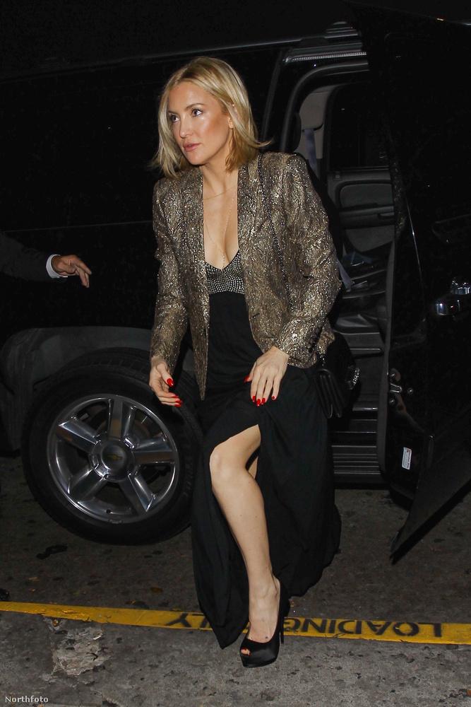 Kate Hudson egy kánkánt hozott.