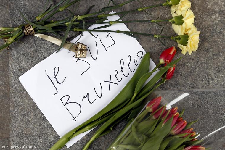 Belgiumban háromnapos nemzeti gyászt rendeltek el.