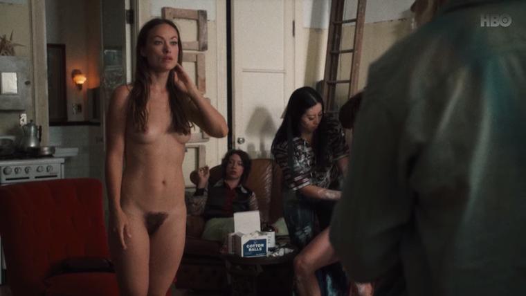 Olivia Wilde viszont tök pucér volt az HBO Bakelit című sorozatának legújabb részében