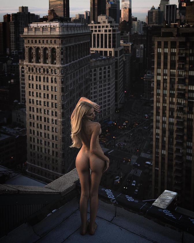 A fotósnak eddig 50 szépség állt modellt, és továbbra sem szűkölködik a munícióban