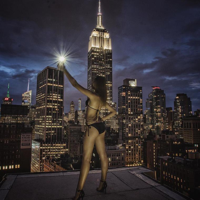 Mar Shirasuna három éve kezdte fotózni New York-ot.