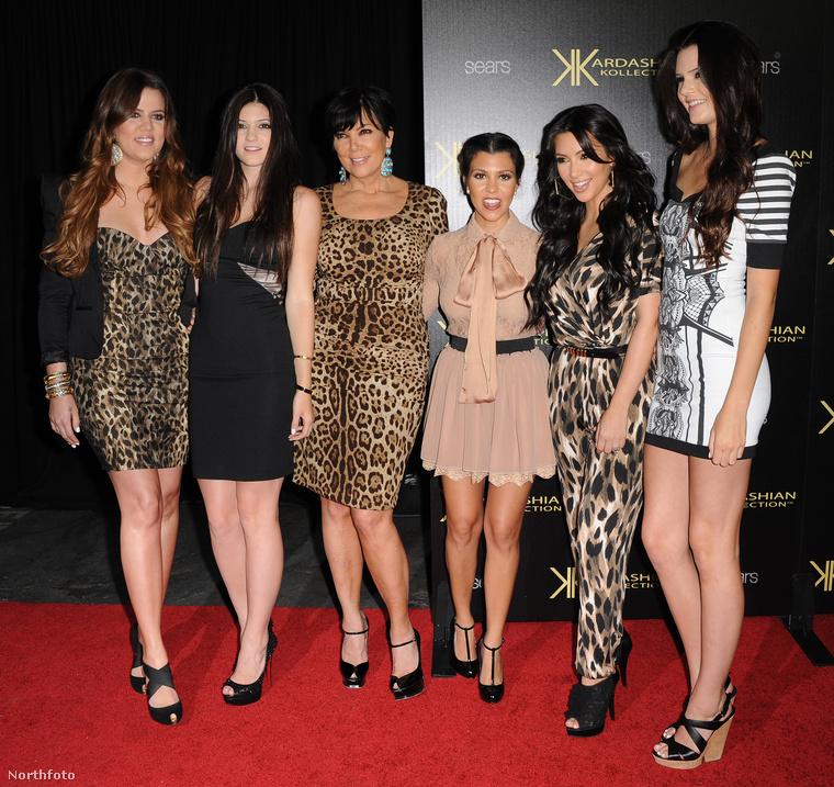 A Kardashianeket semmiből sem szabad kihagyni, így természetesen ebből az összeállításból sem maradhatnak ki