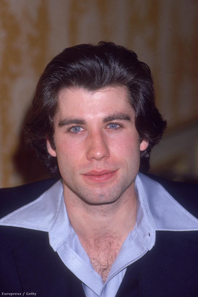 1975: rengeteg haj, itt még csak 21 éves.