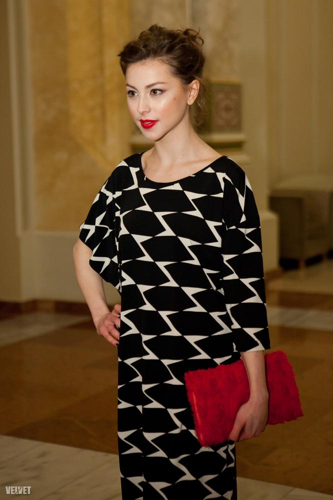A 23 éves Döbrösi Laura is a jelöltek között volt