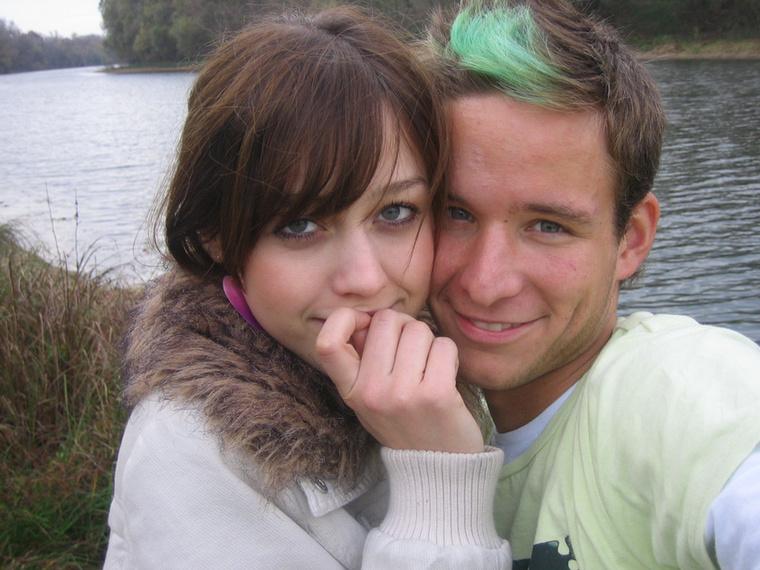 És igen, volt neki zöld haja is