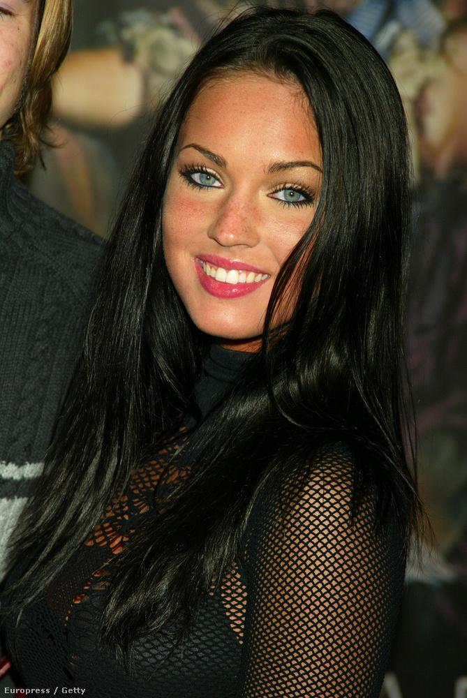 Kezdjük Megan Foxszal, akiről a legtöbben nem is gondolják, milyen sokat változott