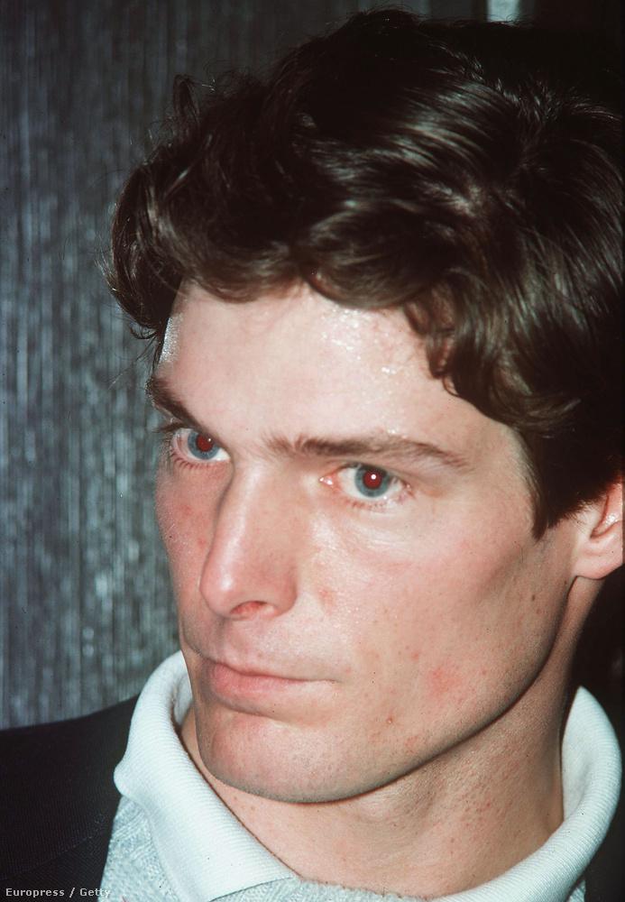 Christopher Reeve-t 1975-ben csábították be