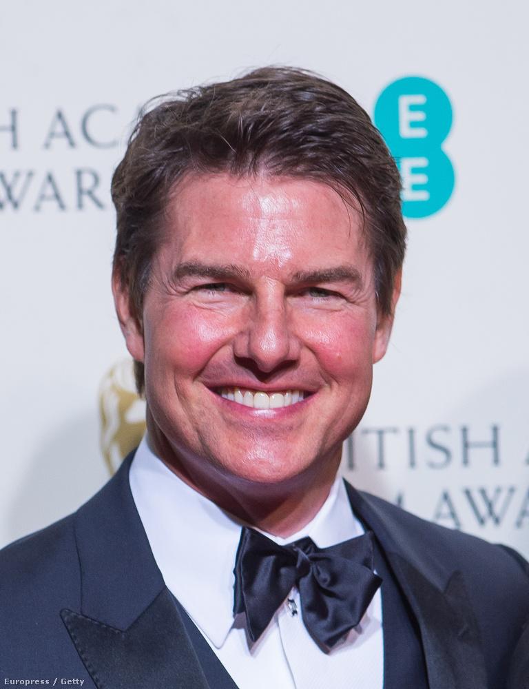 Tom Cruise idén februárban
